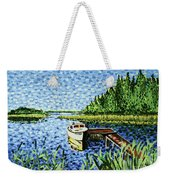 The Calypso Weekender Tote Bag