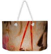 The Camera On The Wall Weekender Tote Bag