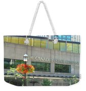 The Canadian Stage Company Weekender Tote Bag