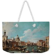 The Cannament Of The Great Canal Weekender Tote Bag