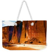 The Canyon Weekender Tote Bag
