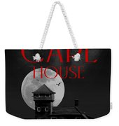 The Cape House Book Cover Weekender Tote Bag