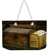The Captain's Cabin Weekender Tote Bag by RC DeWinter