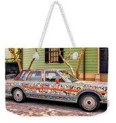 The Car Weekender Tote Bag