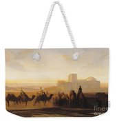 The Caravan Weekender Tote Bag