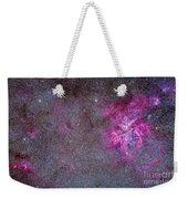 The Carina Nebula And Surrounding Weekender Tote Bag