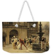 The Carnival Procession Weekender Tote Bag
