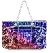 The Carousel Of Alice   Weekender Tote Bag