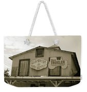 The Carpenter Farm Supply Co Weekender Tote Bag