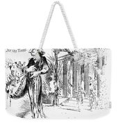 The Carpet Bagger, C1869 Weekender Tote Bag