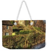 The Castle At Brecon Weekender Tote Bag