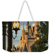 The Castle From The Palace Weekender Tote Bag
