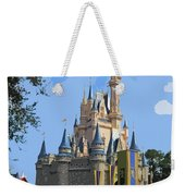 The Castle Weekender Tote Bag