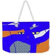 The Cat Weekender Tote Bag