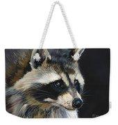 The Cat Food Bandit Weekender Tote Bag