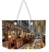 The Cathedral  Weekender Tote Bag