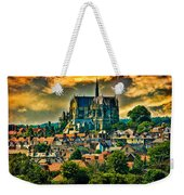 The Cathedral At Arundel Weekender Tote Bag