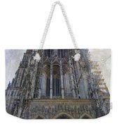 The Cathedral At Ulm Weekender Tote Bag