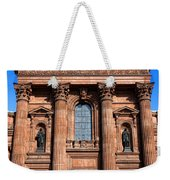 The Cathedral Basilica Of Saints Peter And Paul Weekender Tote Bag