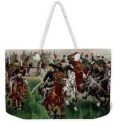 The Cavalry Weekender Tote Bag
