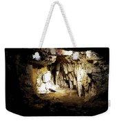 The Cave Weekender Tote Bag