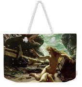 The Cave Of The Storm Nymphs Weekender Tote Bag