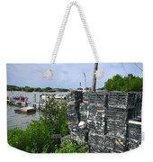 The Cedar Keys Weekender Tote Bag