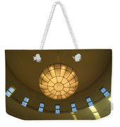 The Ceiling Weekender Tote Bag
