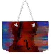 The Cello Weekender Tote Bag