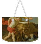 The Centaur Chiron Weekender Tote Bag