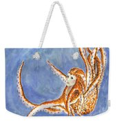 The Cephalopod Maid Weekender Tote Bag