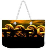 The Chain Weekender Tote Bag