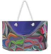 The Chalice Weekender Tote Bag