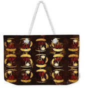 The Chaos Of Tiny Teacups Weekender Tote Bag