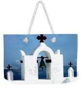 The Chapel Bell Weekender Tote Bag