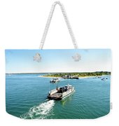 The Chappy Ferry Weekender Tote Bag
