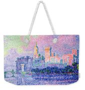 The Chateau Des Papes Weekender Tote Bag