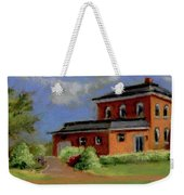 The Chateau House  Weekender Tote Bag