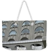 The Cheese Grater Detail Weekender Tote Bag