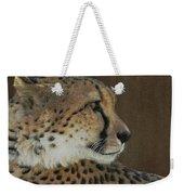The Cheetah 2 Weekender Tote Bag