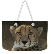 The Cheetah Weekender Tote Bag