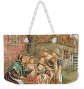 The Cherry Woman Weekender Tote Bag