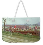 The Cheshire Away From Tattenhall Weekender Tote Bag