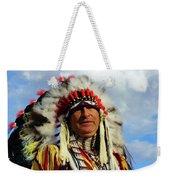 The Chief Weekender Tote Bag