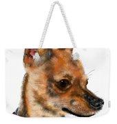 The Chihuahua Weekender Tote Bag