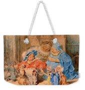 The Childhood Of Gargantua Weekender Tote Bag