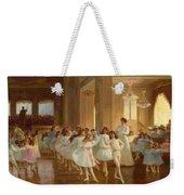 The Children's Dance Recital At The Casino De Dieppe Weekender Tote Bag