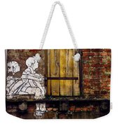 The Child's View Weekender Tote Bag