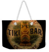The Chill Zone Weekender Tote Bag by Trish Tritz