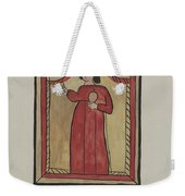 The Christ Child-retalba El Nino Perdido, (the Lost Child) A Retabla Weekender Tote Bag